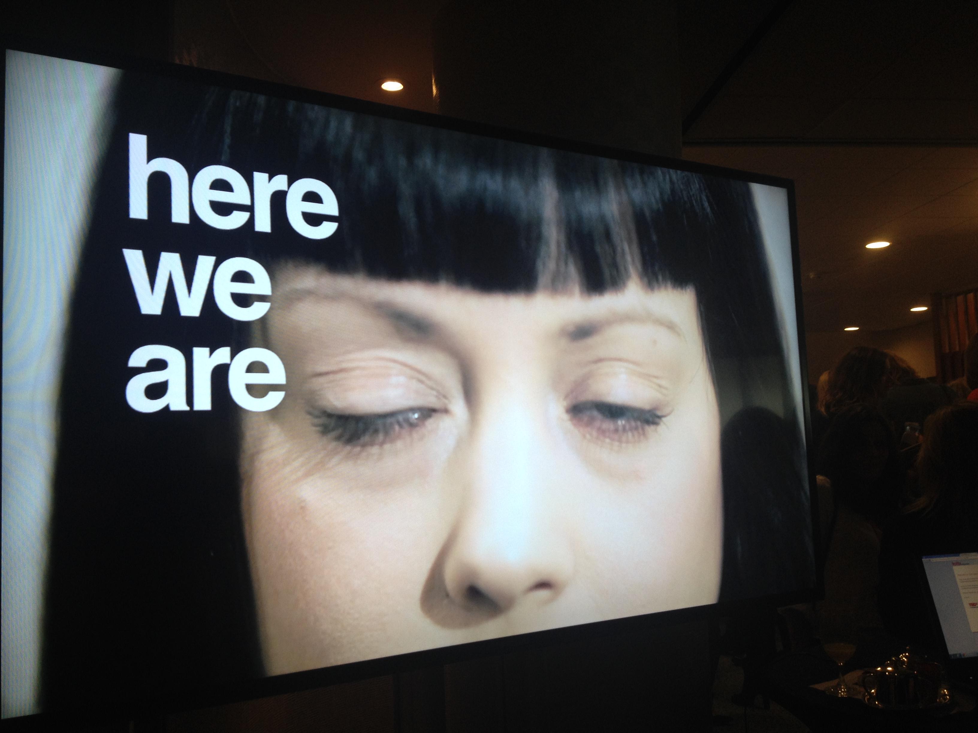 TEDxAmsterdamWomen, BeeScene